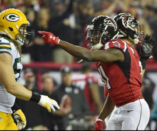 Atlanta Falcons star WR Julio Jones returns to practice