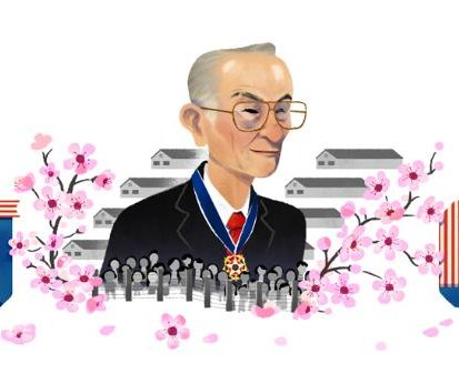 Google honors civil rights activist Fred Korematsu with new Doodle
