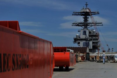 General Atomics to manufacture EMALS for USS Enterprise