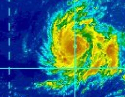 Lee returns as hurricane in the Atlantic