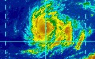 Lee returns as hurricane in the Atlantic
