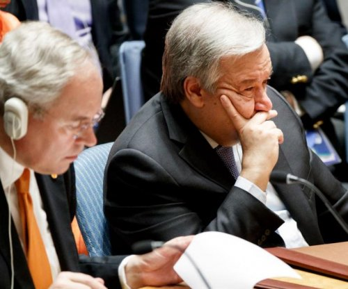 U.N. Secretary-General on Syria: 'The Cold War is back'