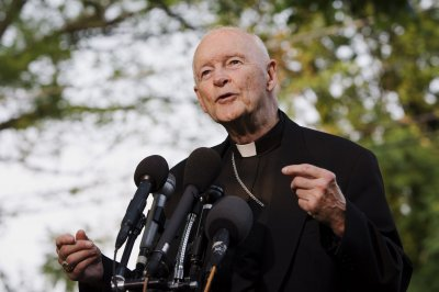 Cardinal McCarrick resigns over sex abuse allegations