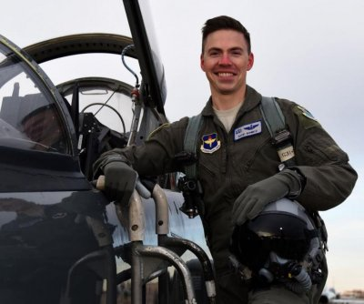 Air Force identifies pilot killed in F-16 crash
