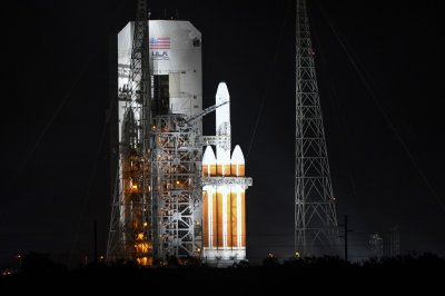 ULA plans to launch U.S. spy satellite Thursday