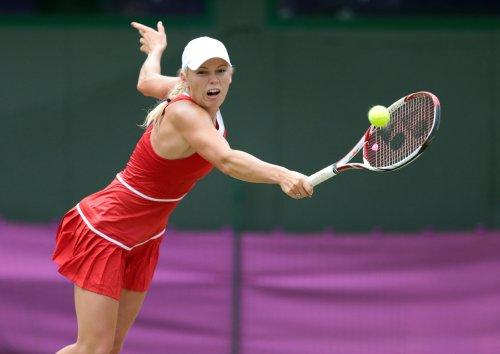 Wozniacki wins in Tokyo on short rest
