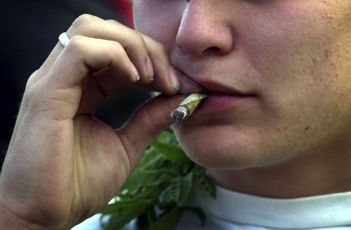Powerful marijuana putting teens at risk