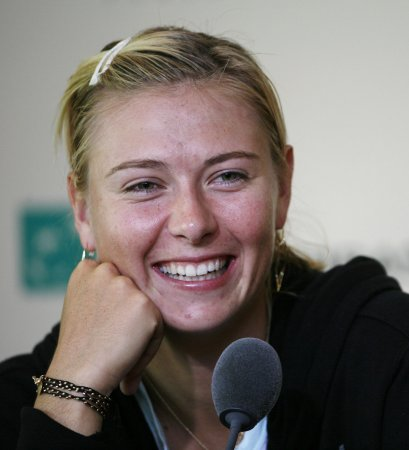 Sharapova out at Wimbledon