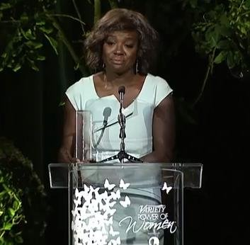 Viola Davis reveals she used to jump in the trash with maggots for food