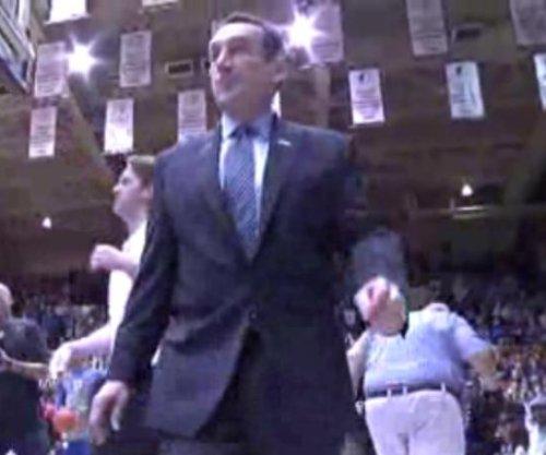 No. 5 Duke tops Pitt for Coach K's 999th win