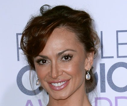 Karina Smirnoff departing 'Dancing with the Stars'