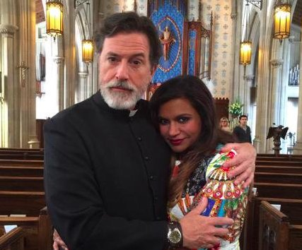 Stephen Colbert to guest star on 'The Mindy Project'