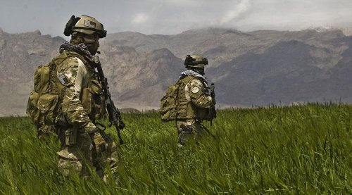 Raytheon given support contract for special ops forces