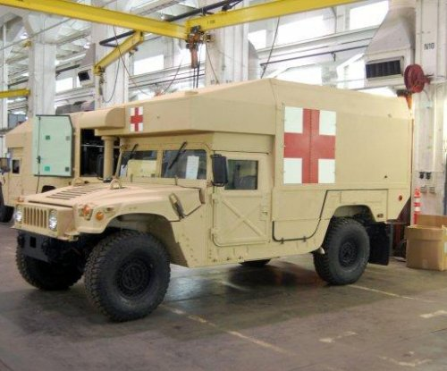 AM General wins Humvee contract