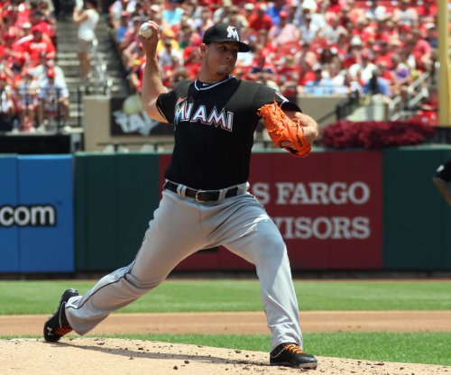 Miami Marlins' Jose Fernandez stymies Tampa Bay Rays