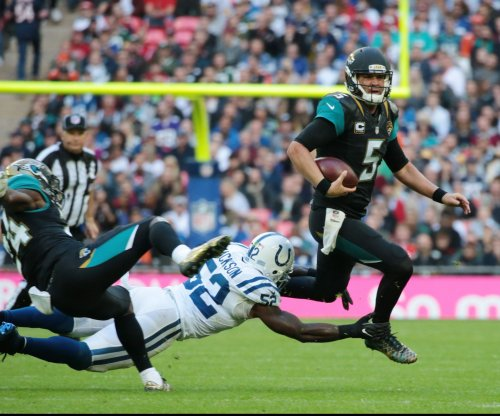 Blake Bortles, Jacksonville Jaguars knock off Indianapolis Colts in London