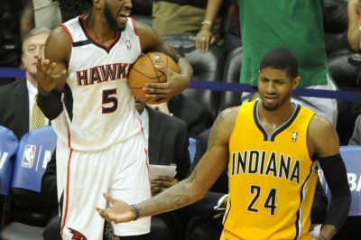 Paul George leads as Indiana Pacers hold off New Orleans Pelicans