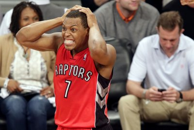 Kyle Lowry lifts Toronto Raptors to OT victory over New Orleans Pelicans