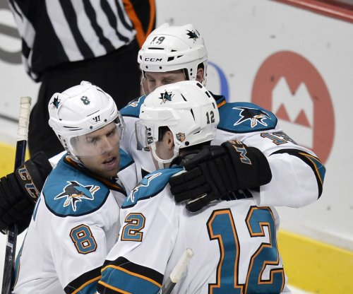 San Jose Sharks break out in 7-0 rout of Edmonton Oilers