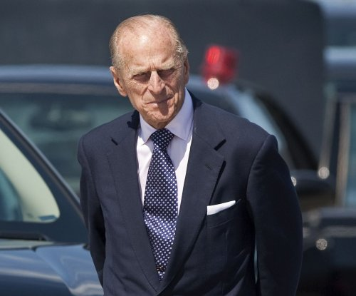 Britain's Prince Philip hospitalized due to infection