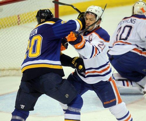 NHL: Edmonton Oilers defenseman Andrew Ference retires