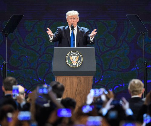 Trump in Vietnam: U.S. won't 'be taken advantage of' on trade