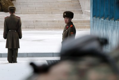 South Korean presidential adviser: Many hurdles ahead to resolving North Korea issue