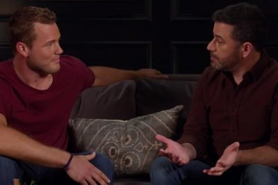 Jimmy Kimmel schools 'Bachelor' Colton Underwood on sex