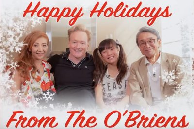Conan O'Brien rents a fake family in Japan special