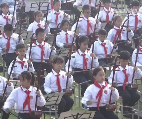 2,024 erhu players break Guinness record in China