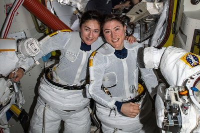 Watch live: Jessica Meir, Christina Koch complete first 2020 spacewalk