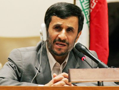 Ahmadinejad: There are gays in Iran