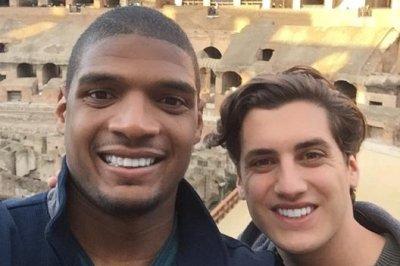 Michael Sam engaged to boyfriend Vito Cammisano