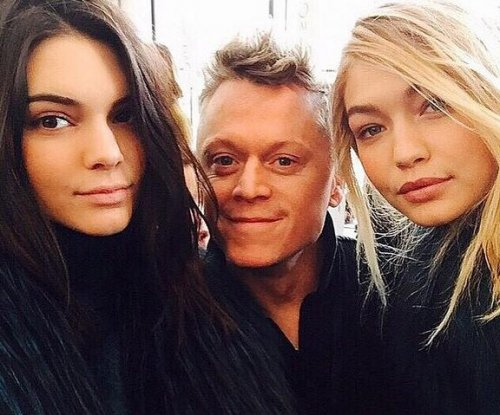 Gigi Hadid, Kendall Jenner walk for Michael Kors at NYFW