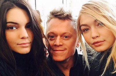 Gigi Hadid, Kendall Jenner walk for Michael Kors at NYFW