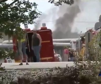 Explosion at non-operational natural gas plant kills 3, injures 2 in Louisiana