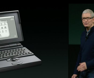 Apple event: New MacBook Pros with Touch Bar, TV app unveiled