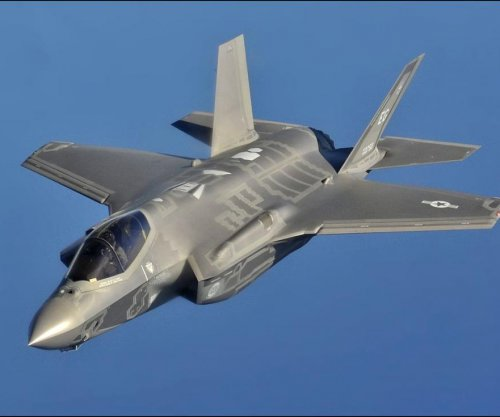 Harris touts reduced costs for F-35 components