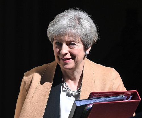British Parliament backs PM's call for June general election over 'Brexit'