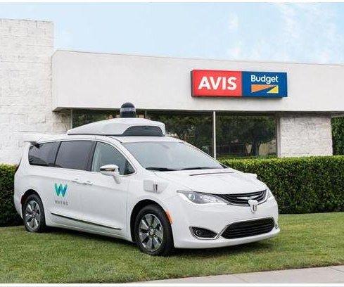 Waymo partners with Avis Budget to manage self-driving fleet