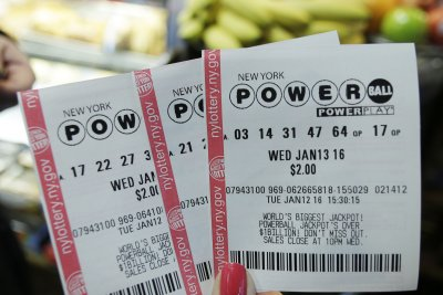 $535 million Powerball jackpot is fifth largest in history