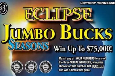Scratch and win in the dark: Tennessee Lottery's eclipse-themed game