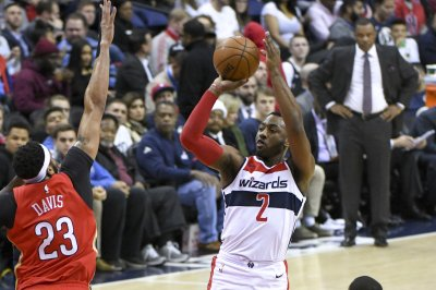 Wizards could be without John Wall against Thunder