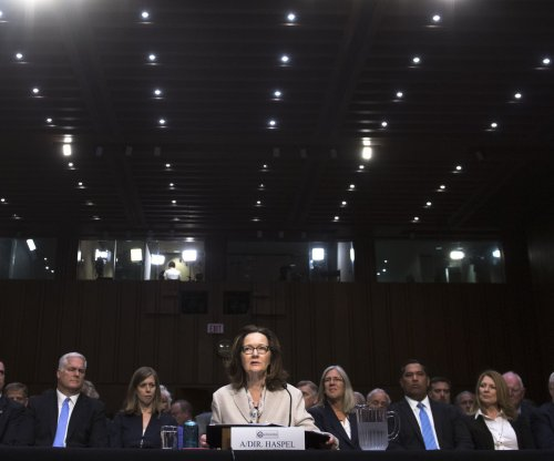 Gina Haspel: I will 'never, ever take CIA back to interrogation program'