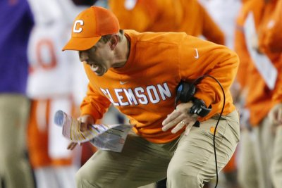No. 2 Clemson looks to remain undefeated vs. Duke