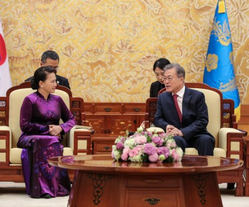 Vietnam's parliamentary chairwoman confirms commitment on North Korea