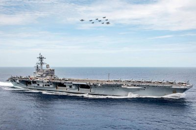 Navy opens probe after suicides on USS George H.W. Bush