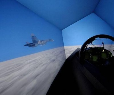 Nellis AFB networked simulator links F-35s, other Air Force aircraft