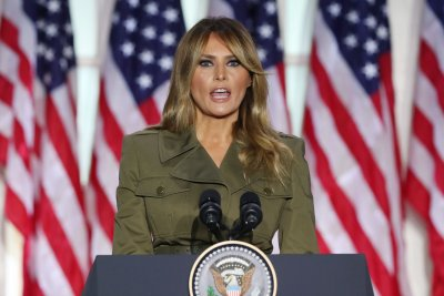 Melania Trump at RNC: Donald Trump 'has not and will not lose focus on you'