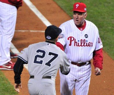 Girardi, Manuel pick All-Star Game coaches